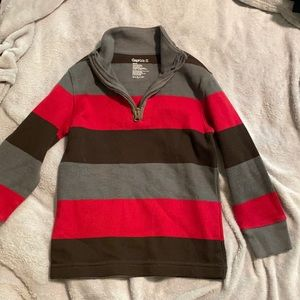 GapKids XS 4-5 Boys Striped Sweater